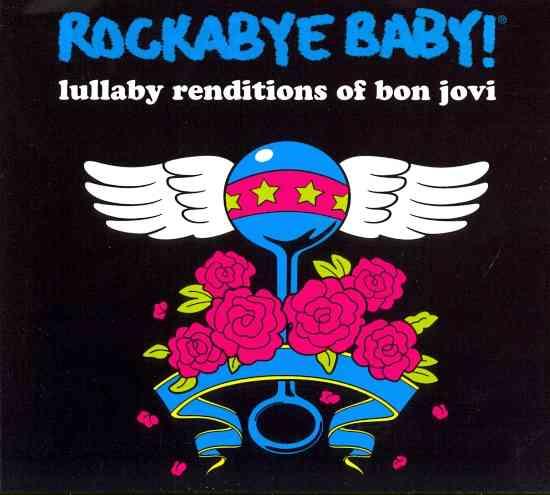 ROCKABYE BABY LULLABY REND/BON JOVI (CD)