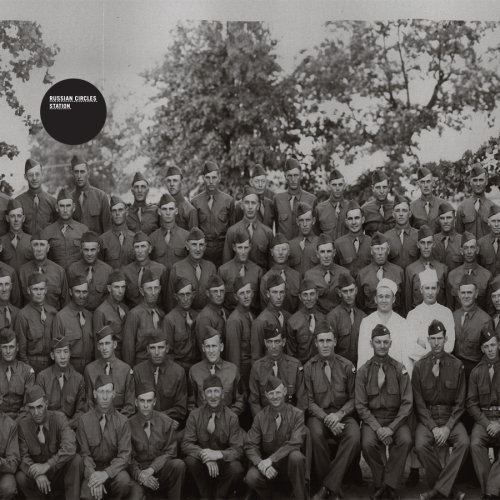 STATION BY RUSSIAN CIRCLES (CD)